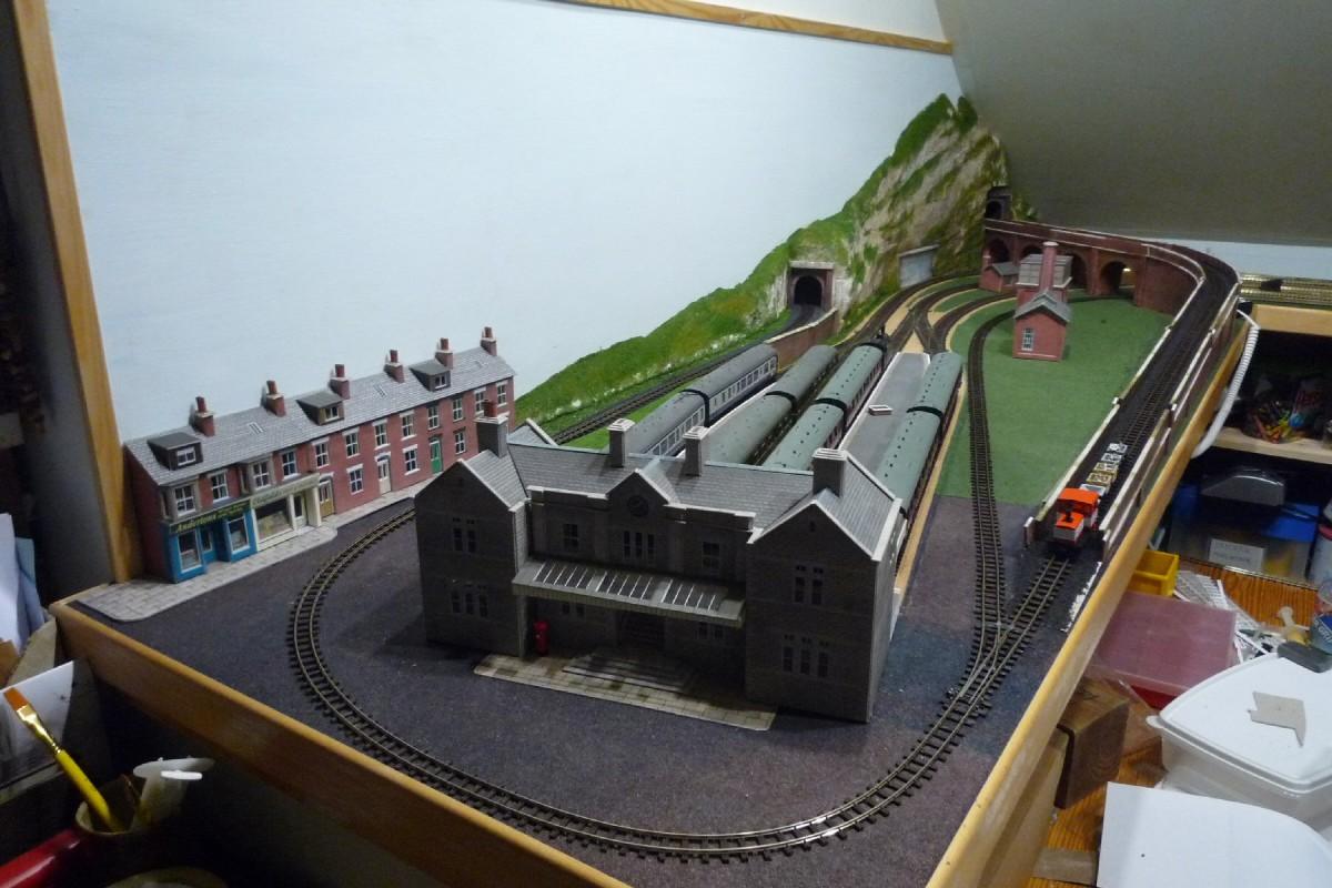 Narrow gauge model railway plans