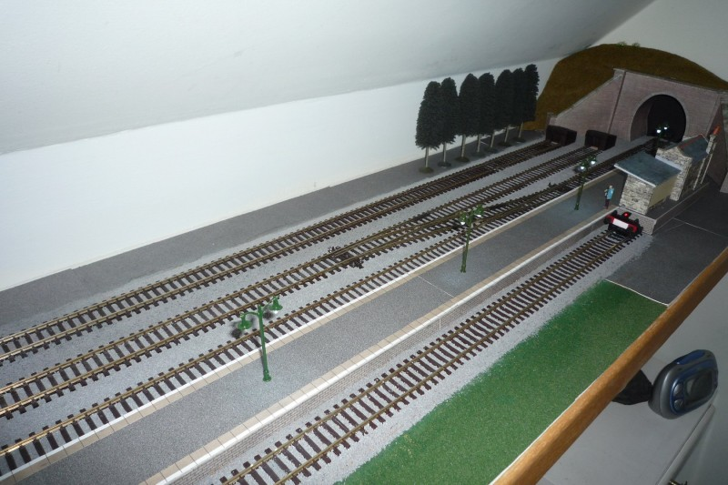Country End Ballasting