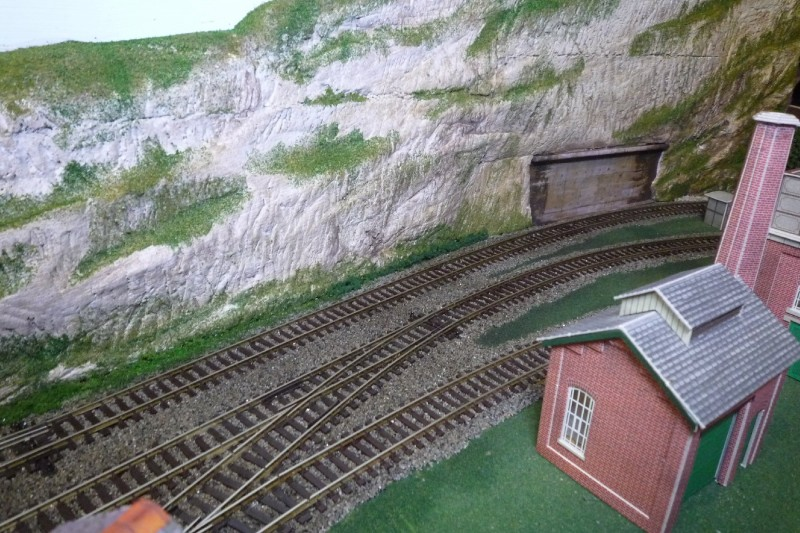Ballasting - Cliff