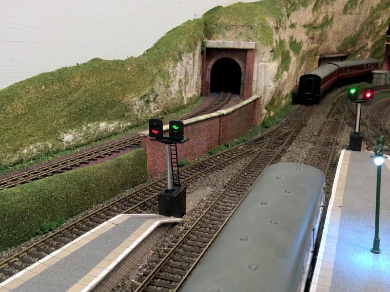 Town Platform Signals