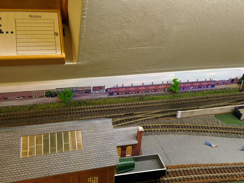 Goods Yard Backscene