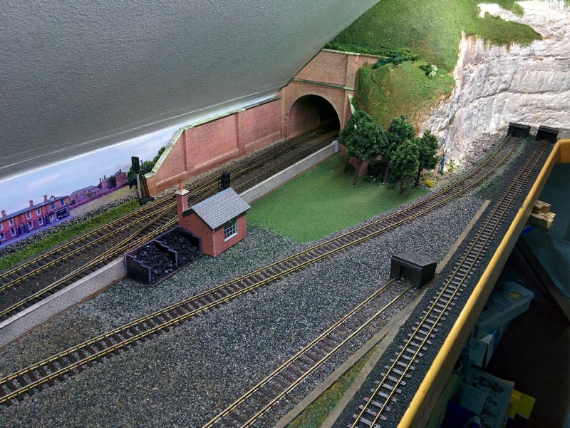 Goods Yard - Tunnel End