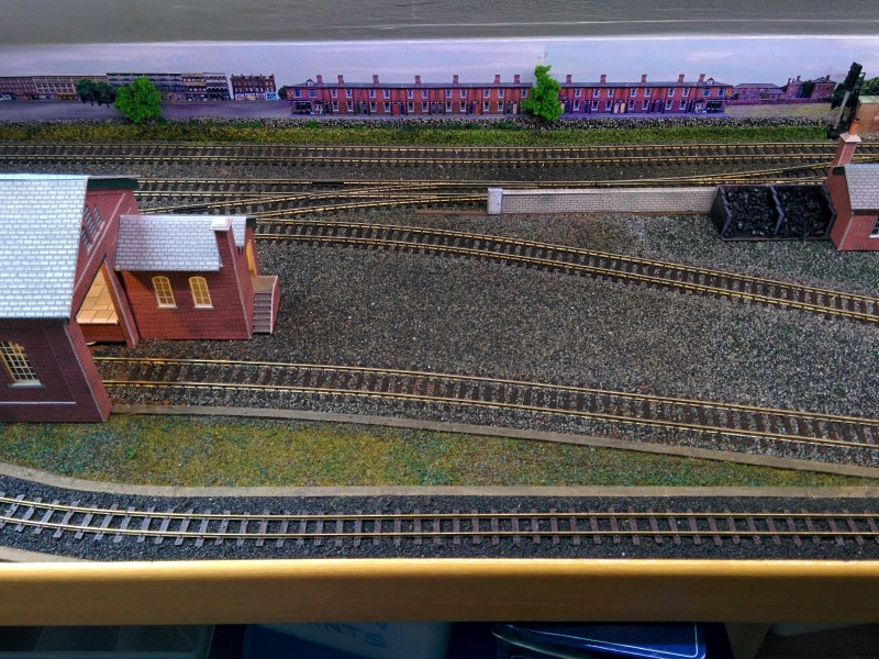 Goods Yard - Shed