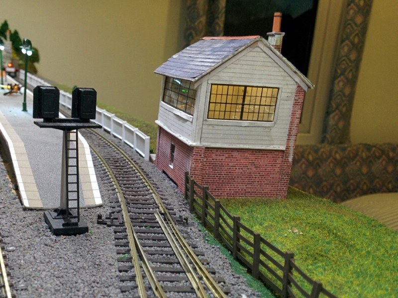Signal Box Relocated